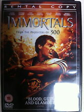 Henry Cavill Mickey Rourke IMMORTALS ~ 2011 Action Epic | UK DVD