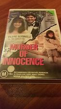 MURDER OF INNOCENCE - VALERIE BERTINELLI VHS VIDEO TAPE
