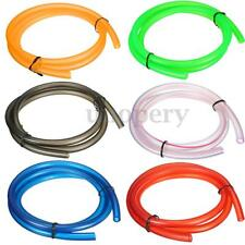 1M Motorcycle ATV Quad Petrol Fuel Line Hose Gas Oil Pipe Tube 5mm I/D 8mm O/D