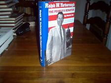 Ralph W. Yarborough, the People's Senator by Patrick L. Cox (signed)
