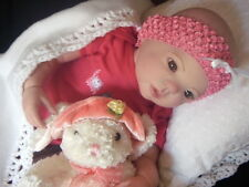 SALE!  Kimi Custom Reborn Doll by Donna RuBert Little Darlins Nursery Rita Meese