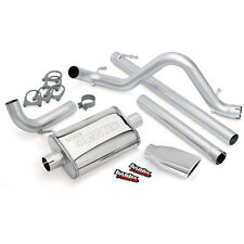 Banks 51314 Monster Exhaust System 2004-06 Jeep Wrangler TJ 4.0L