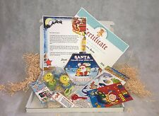 Letter From Santa Personalised Christmas Premium Parcel Box + Lots Of Extras!