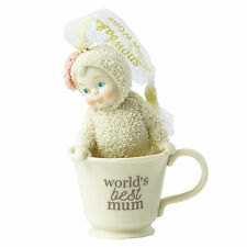 Snowbabies Worlds Best Mum Hanging Ornament NEW  27440