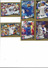 2014 Topps Update Gold #/2014 Mike Olt Chicago Cubs US 219