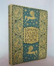 Edmund Dulac's Fairy Book, 1916 1st, Fairy Tales, 15 tipped in colour Plates