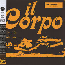 Piero Umiliani - OST Il Corpo (Vinyl LP+CD - 1974 - EU - Reissue)