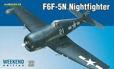 Eduard Weekend 1:48scale  F6F-5N Hellcat Nightfighter EDK84133 -