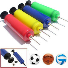 Useful Hand Sport Ball Balloon Air Pump Soccer Basketball Inflator Needle