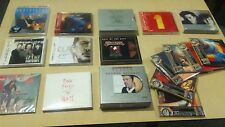 Large lot of pop rock CD SACD DVD-Audio dts gold many rare Japan European import