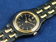 Vintage Citizen Ladies Quartz Watch NOS New Old Stock Circa 1980s