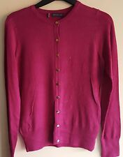 LADIES EX M&S COLLECTION CLASSIC LONG SLEEVE CARDIGAN ASSORTED CARDIGANS 6-24