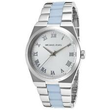 MICHAEL KORS MK6150 CHANNING TWO-TONE WATCH GENUINE - 2 YEAR WARRANTY