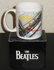 THE BEATLES Please Please Me Mug Official 2009 Boxed Taza Apple NEW