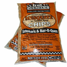 Smokehouse Products Inc Smoker Wood Chips - 2 Bags Mesquite