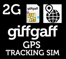 2G Sim Card for GPS Tracking Device.Tracker GSM Car Pet Personal £5 FREE on PAYG