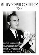 WILLIAM POWELL COLLECTION - VOL 4 (DVD) - 4 FILMS