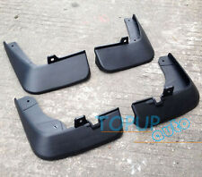 FRONT REAR FIT FOR MAZDA 3 4-DOOR SEDAN MUD FLAP FLAPS SPLASH GUARDS MUDGUARDS