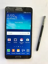 Samsung Galaxy Note 3 SM-N900W8-32GB-Black (Telus)