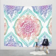 Round Hippie Tapestry Beach Throw Roundie Mandala Towel Yoga Mat Bohemian NEW