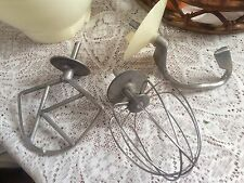 For Kenwood Chef Classic Mixer Genuine Attachment K Beater Dough Hook Whisk
