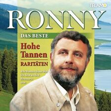 Ronny - Hohe Tannen - Raritäten, 2CD Neu