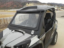 Can Am Commander tip out  full glass windshield