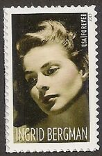 US 5012 Legends of Hollywood Ingrid Bergman forever single MNH 2015