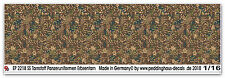 Peddinghaus 2218 1/16 SS Camouflage fabric Panzer uniforms Erbsentarn