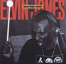 Brother John by Elvin Jones (CD, Dec-2003, Quicksilver)