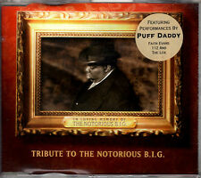PUFF DADDY - FAITH EVANS - 112 - THE LOX tribute to NOTORIUS B.I.G. CD SINGLE