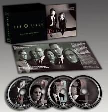 X Files Vol 2 - 4 x CD Complete Series Boxset - Limited 3000 - Mark Snow
