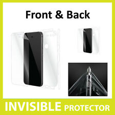 Google Pixel Screen Protector Front and Back FULL Coverage Invisible Shield