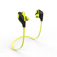 Nuovo Auricolari Wireless Bluetooth Cuffie Stereo Mani Gratis Sport Auricolare