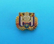 RSC ANDERLECHT - Belgium football soccer club pin badge foot Belgie anstecknadel