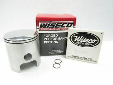 WISECO PISTON KIT suits SUZUKI RM370 / MAICO 400 NEW +2.0mm OVERSIZE 79mm 367P8