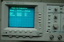 TEKTRONIX TAS485 4 Channels 200Mhz OSCILLOSCOPE Calibrated, Works Great
