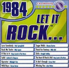 Let It Rock 1984 by Various Artists (CD 2000, Direct Source Label) BRAND NEW