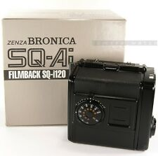 Zenza BRONICA 120 SQ-i 6x6 Film Back Holder for SQ-Ai SQ-A SQ-Am SQ-B / 2322743