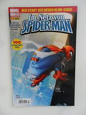 1x Comic  Marvel Im Netz von Spider-Man Nr. 27 panini Zustand 0-1/1