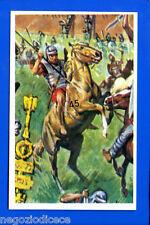 BATTAGLIE STORICHE -Ed. Cox- Figurina/Sticker n. 45 - CAVALIERE ROMANO -New