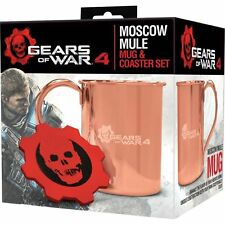 NEW SEALED - Limited Edition Gears of War 4 - Mug & Coaster Set