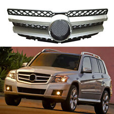 Front Centre Grille Guard Sport Hood Refit For Benz W204 2008-2012