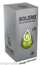 Bolero Drinks - Honey Melon (Honigmelone) - 12 Beutel für 18 Liter