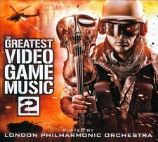 Greatest Video Game Music, Vol. 2, London Philharmonic Orchestra, New Soundtrack