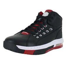 Jordan Ol'School Off-Court 317223-011 Black White Red Mens US size 8, UK 7