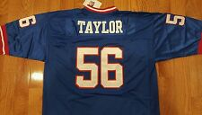 New York Giants Lawrence Taylor # 56  1986 Throwback Jersey Men's XL New Sewn