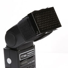 NEW Portable Honeycomb Grid Filter for Canon Nikon Godox YONGNUO Speedlite Flash