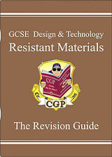 GCSE Design and Technology Resistant Materials: Revision Guide (Design And Techn