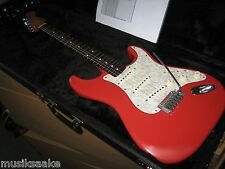 FENDER STRATOCASTER MADE IN JAPAN HARRY HÄUSSEL PU WILKINSON TREMOLO  KOFFER WOW